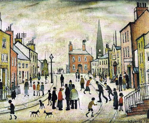 A Lancashire Village