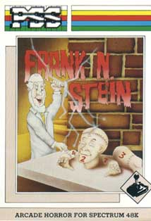 Frank N Stein cover