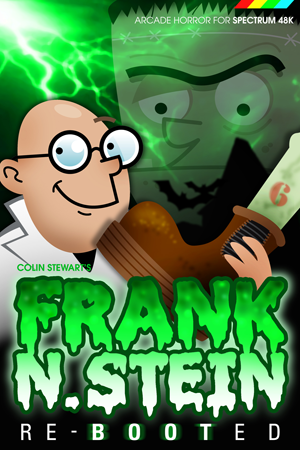 Frank N Stein Re-booted case