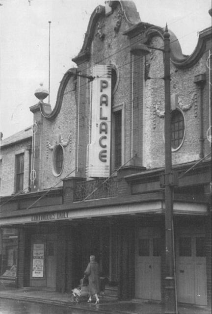 Palace Theatre in Frederick Street