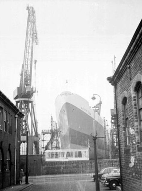 Readhead Shipyard
