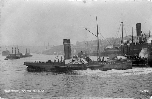 Tyne at South Shields